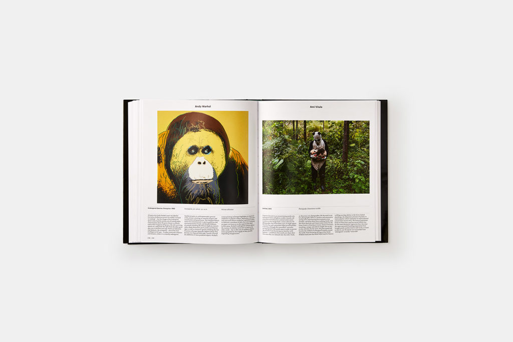 ANIMAL - Conjour Book Review - Animal Art