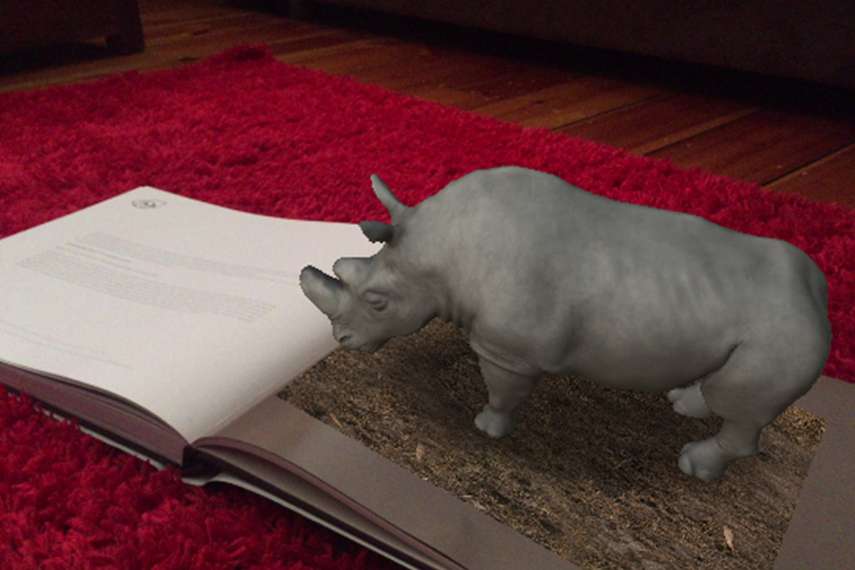 Anthropocene - Edward Burtynsky - Steigl - Conjour Book Review - Rhino Augmented Reality