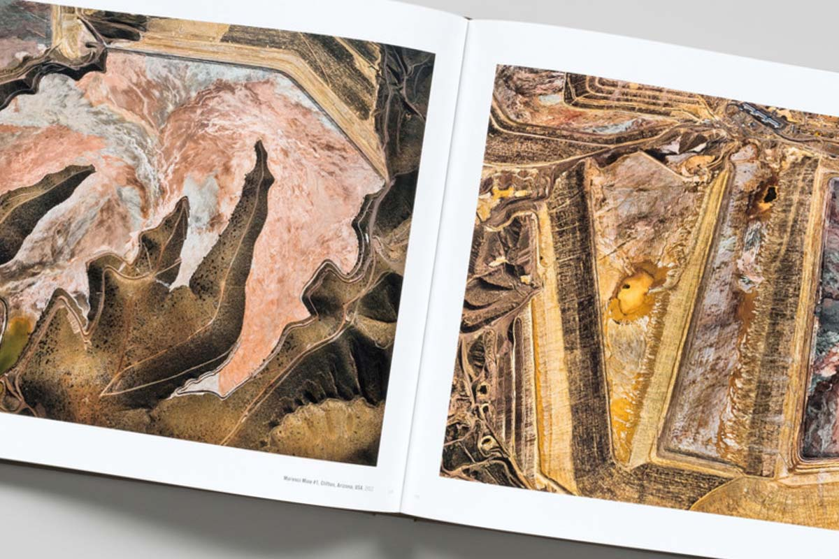 Anthropocene - Edward Burtynsky - Steigl - Conjour Book Review - 2