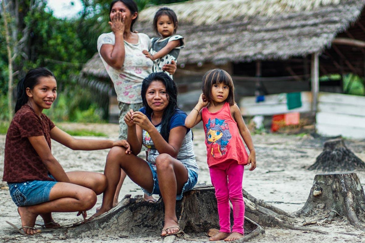 Conjour - Amazon Tribe - Stinging Ants - Deforestation - 4