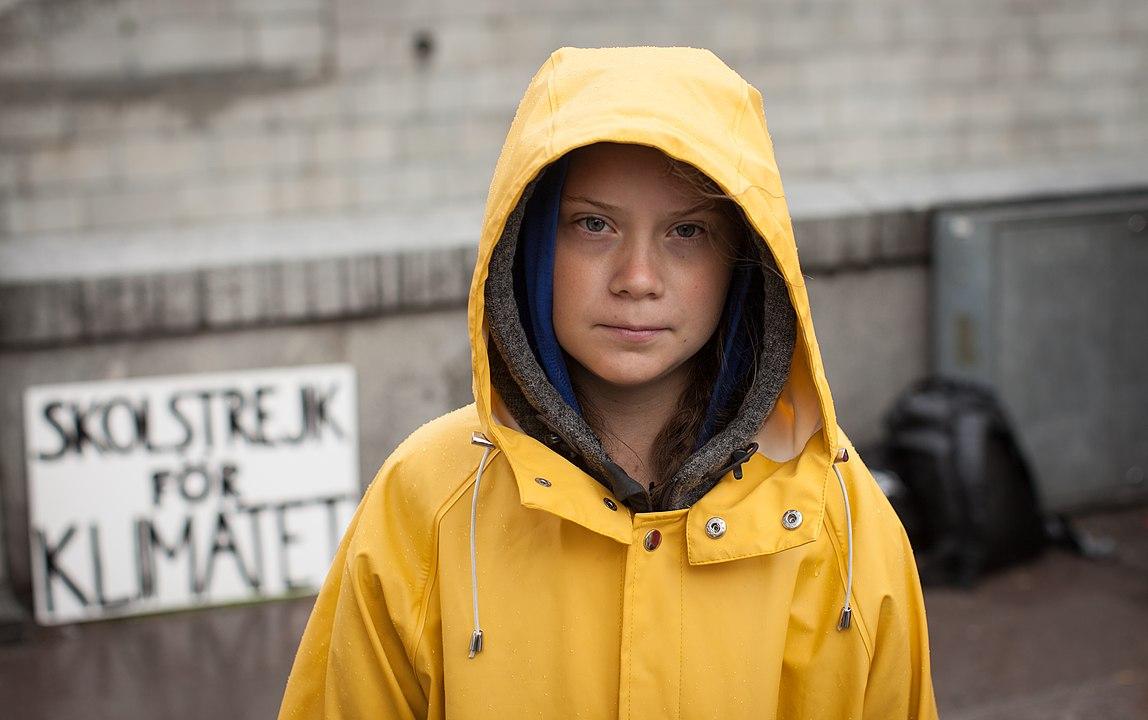 Greta Thunberg - Environmental Award - Conjour World