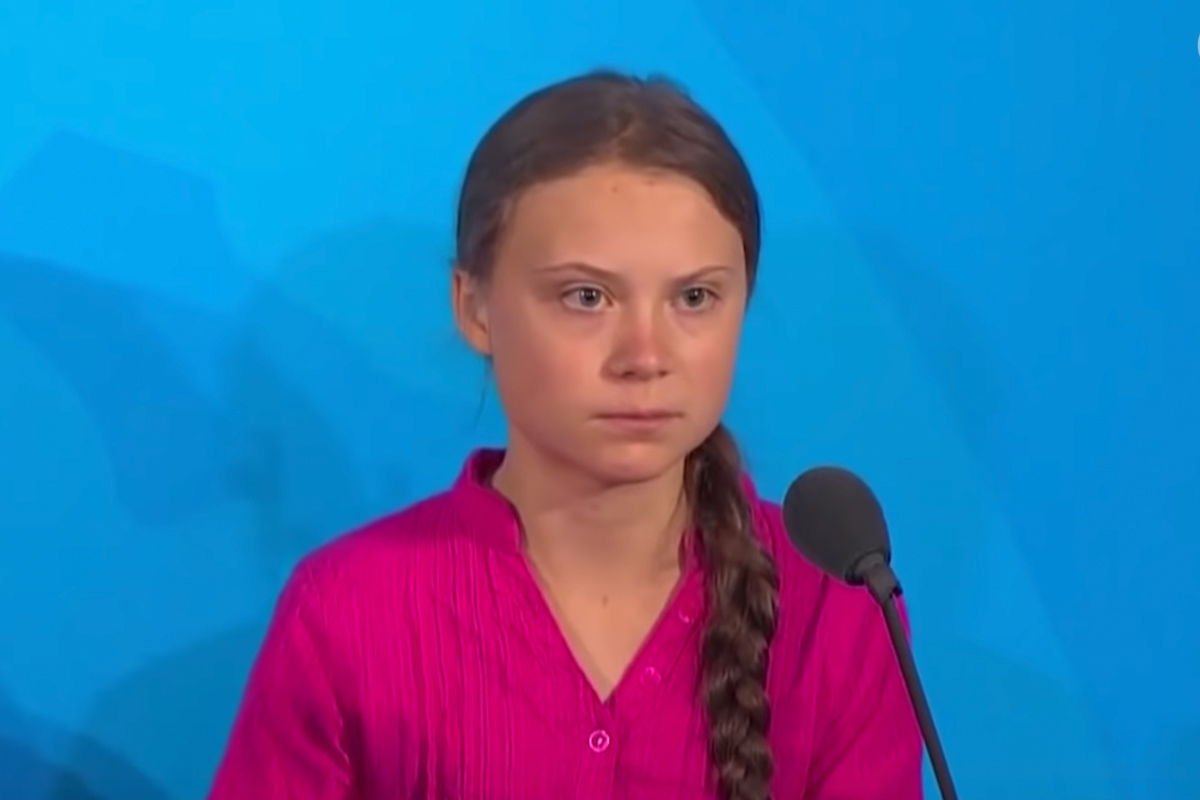 Greta Thunberg - UN Climate Summit 2019 - We will never forgive you speech - Climate Crisis - SS4C