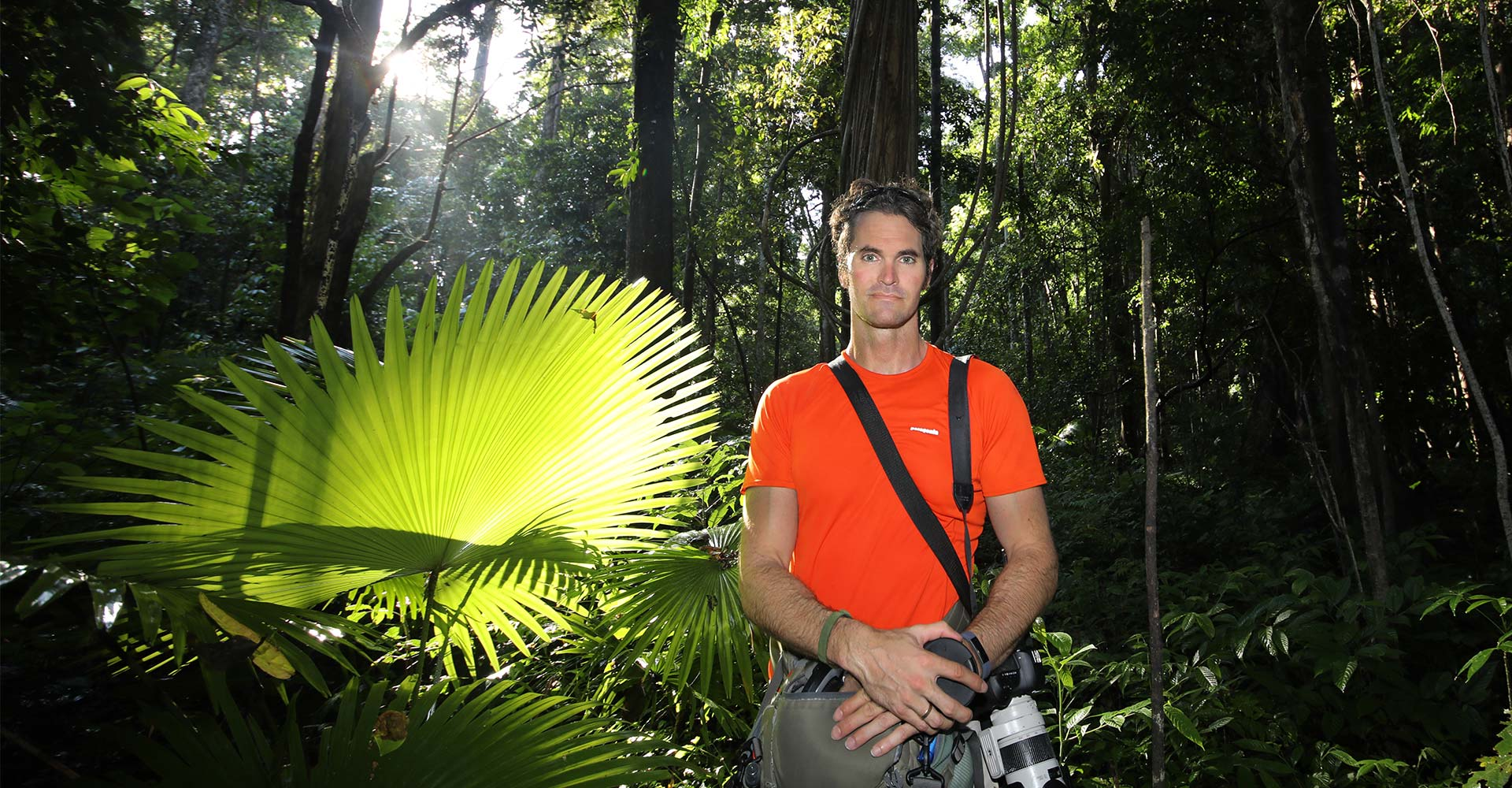 How to get robbed and save rainforests - an interview with Rhett Butler of Mongabay - Conjour editorial - Rainforest - Feature