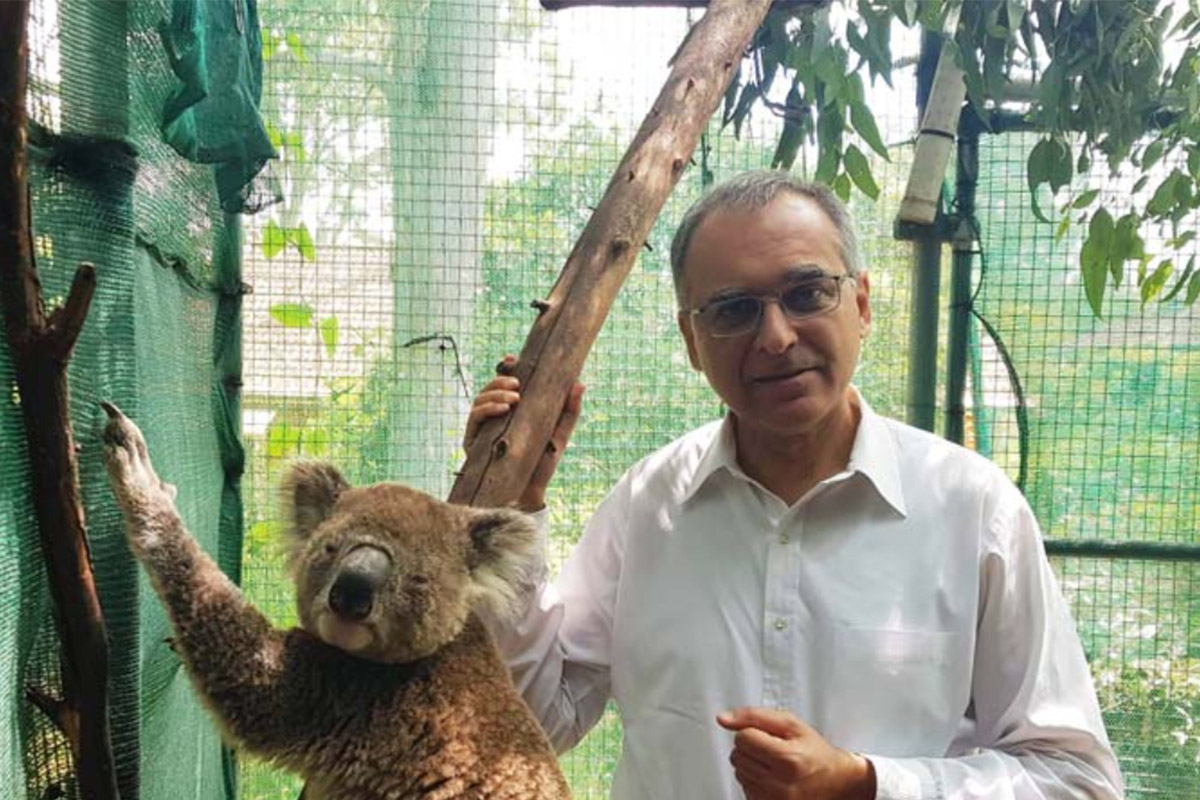 Pavan Sukhdev, Australia, Koala, WWF, Open Letter